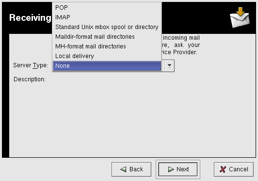 Email in Linux - one mailbox, many programs