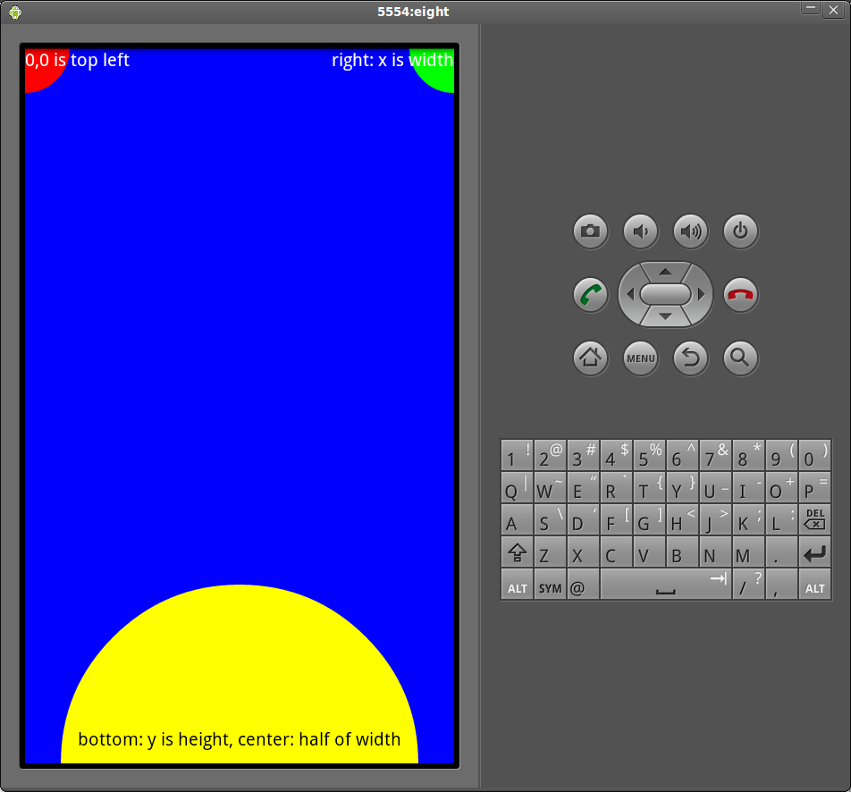 Drawing to Canvas on Android – Code Example | Tero Karvinen